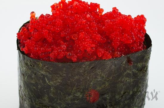 Тобико красная